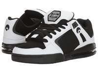 Osiris Pxl White Black White Men's Skate Shoes
