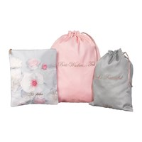Ted Baker Chelsea Border Laundry Bags Pink
