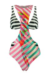 Salinas Stripe Double One Piece Multi