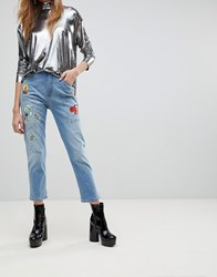 Silver Metallic Boyfriend Jeans - 6001 Love Moschino Footlocker Pictures Cheap Online Low Shipping For Sale Cheap Sale 2018 Newest Outlet Discount Cheap Sale Marketable frpT1eIOx