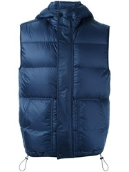 Rossignol Down Layer Vest Blue