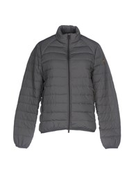 Fk Project F K Down Jackets Grey