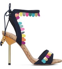 Miss Kg Freya Faux Suede Strappy Sandals Mult Other