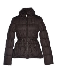 Gaudi' Jackets Dark Brown