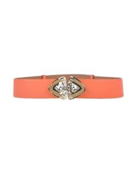 Blumarine Belts Orange