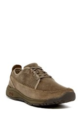 Chaco Everett Suede Sneaker Brown