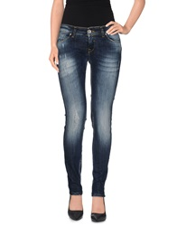 Kayla Denim Pants Blue