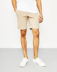 Farah Hawk Chino Shorts Tan