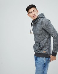 Esprit Hoodie With Funnel Neck Grey 020