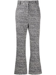 Goat Flared Tweed Trousers 60