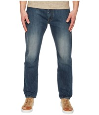 Vivienne Westwood Anglomania Crow Jeans In Blue Blue