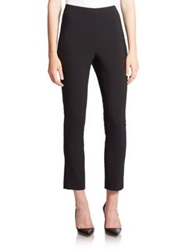 Derek Lam Stretch Wool Leggings Black