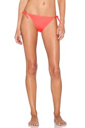 Kate Spade Georgica Beach Side Bow Bikini Bottom Pink