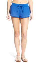 Women's Roxy Crochet Inset Cover Up Shorts