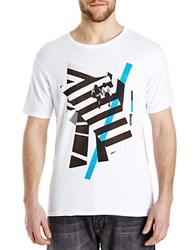 Bench Step Up Cotton Tee