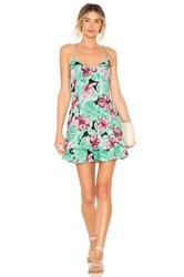 Cleobella X Revolve Abigail Short Dress Green