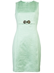 Versace Collection Medusa Clasp Dress David Lawrence Farfetch.Com