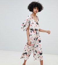 Lily And Lionel Exclusive Multi Star Wide Leg Jumpsuit Camo Star