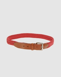 Seventy Belts Brick Red
