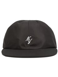 Stampd Embroidered Ny Cap Black