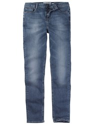 Fat Face Slim Leg Jeans Opal Blue