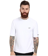 O'neill Skins S S Rash Tee White Men's Swimwear