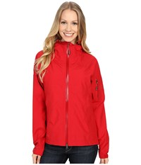 Outdoor Research Aspire Jacket Scarlet Women's Coat Red
