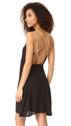 Little White Lies Odette Dress Black