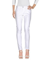 Fay Jeans White