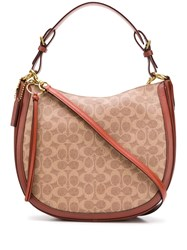 Coach Sutton Hobo Bag Brown