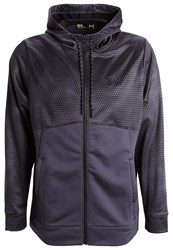 Under Armour Tracksuit Top Black Grey