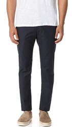 Club Monaco Connor Essential Dress Trousers Navy Black