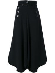 Chloe Flared Trousers Black