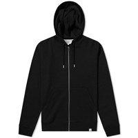 Norse Projects Vagn Zip Hoody Black
