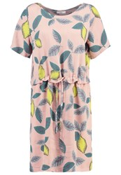 Minimum Janett Summer Dress Sepia Rose