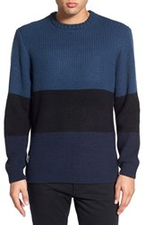 Men's Native Youth Colorblock Crewneck Sweater