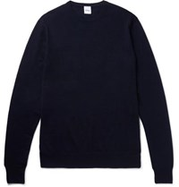 Aspesi Cashmere Sweater Navy