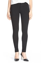 Women's Kut From The Kloth 'Diana' Ponte Knit Skinny Pants Black