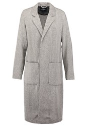 S.Oliver Denim Classic Coat Grey Black Melange