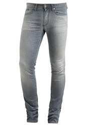 Gas Jeans Gas Sax Slim Fit Jeans Light Grey