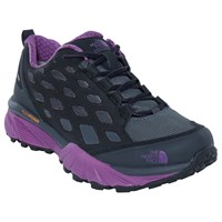 The North Face Endurus Gtx Women's Hiking Shoes Grey Purple