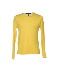 Messagerie Sweaters Yellow