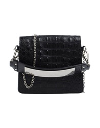 Alberta Ferretti Handbags Black