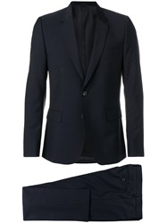 Paul Smith Slim Fit Formal Suit Blue