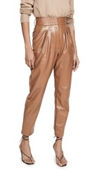 Torn By Ronny Kobo Tanner Pants Camel