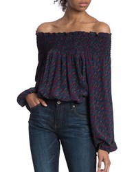 Plenty By Tracy Reese Off The Shoulder Blouse