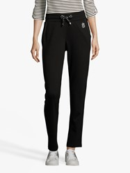 Betty Barclay Embellished Pull On Trousers Black