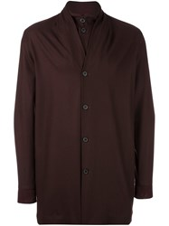 Stephan Schneider Buttoned Jacket Red