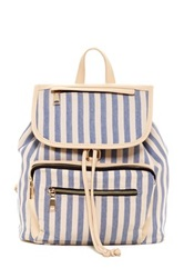 Urban Expressions Rosslyn Backpack Blue
