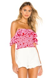 Likely Leila Athena Top Pink
